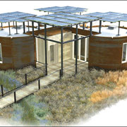 Cornell University Solar Decathlon Silo House