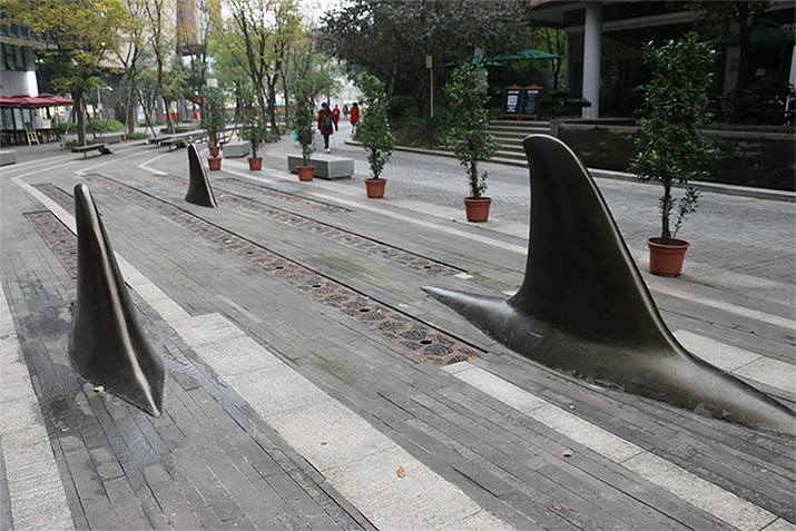 Custom bollards for function and form