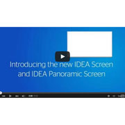 Da-Lite Introduces New IDEA Line of Screens