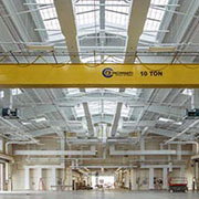 Daylighting Large Spaces with Major Industries