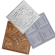 Decorative Ceiling Tiles Inc. Offers Two New Products!