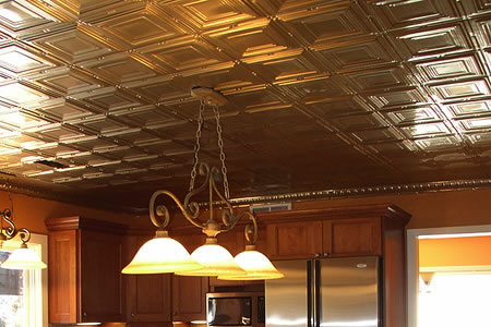 Tin Ceiling Tiles From Decorative Ceiling Tiles Inc On