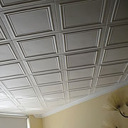 Diy Crown Molding From Decorative Ceiling Tiles Inc On