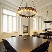 Decorative Ceilings in Offices