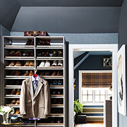 Dressed Up: Classy Closet Renovation in North Carolina