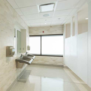 DUPONT Corian Bathroom Partitions