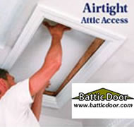 E-Z HatchEZ Hatch Attic Access Door