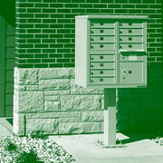 Earn LEED Points With Florence Mailboxes