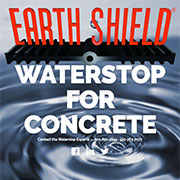 Earth Shield Now Manufactures a  Complete Line of PVC Waterstop