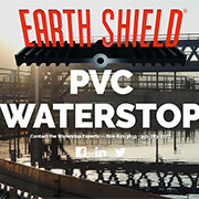 Earth Shield PVC Waterstop is now NSF 61 Certified
