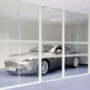Eclipse Glass Pocket Doors