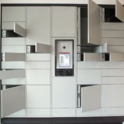 Electronic Parcel Lockers are a smart solution for multifamily housing package management