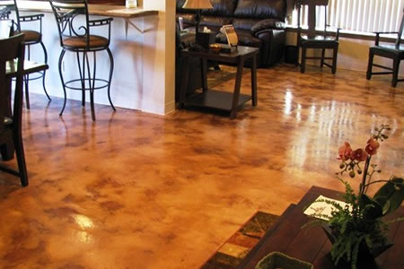 Elegant Residential or Commercial Flooring: It's Even Flood Proof Flooring