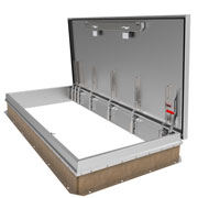 Equipment Roof Hatch