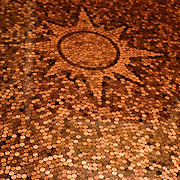 Ever Walked on 186,000 Pennies Before?