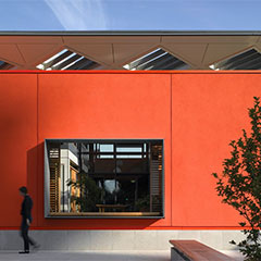 Exploring color in architecture