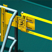 FabEnCo A-Series: The Original Self-Closing Safety Gate