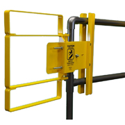 FabEnCo XL Series: The Extended Coverage Self-Closing Safety Gate