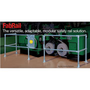 FabRail, the versatile, adaptable, modular safety rail solution.