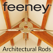 Feeney Architectural Rods