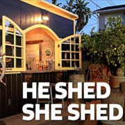 "Feeney, Inc. Featured in FYI'S Original TV Series ""He Shed She Shed"""
