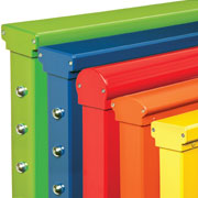 "Feeney Unveils Its New ""Express Yourself By Feeney"" DesignRail Color Options"