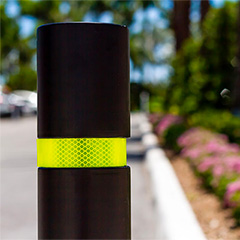 Flexible Bollards vs. Traffic Delineators: Which traffic safety equipment will provide best value for your application?
