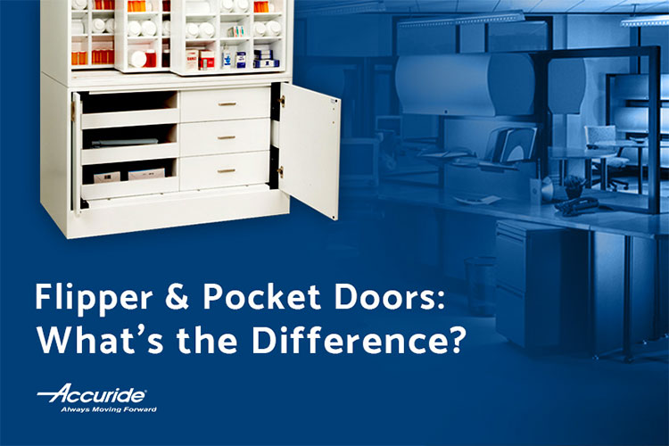 Flipper & Pocket Doors: What's the Difference?
