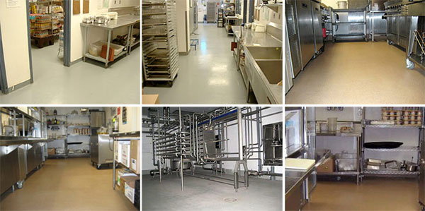 Aecinfo Com News Flooring For Commercial Kitchens Or Food