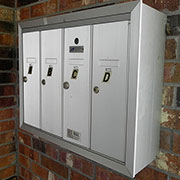Florence Corporation - Vertical Replacement Mailboxes