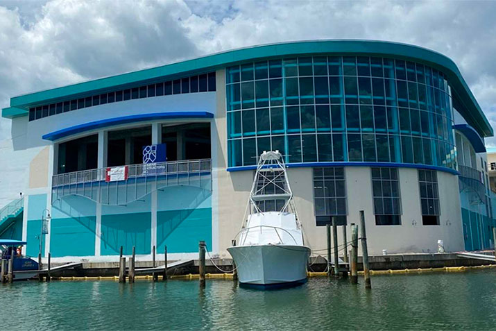 Florida Marine Rescue Aquarium Waterproofed With PENETRON ADMIX