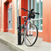 Functional and Stylish Bike Parking Design from Reliance Foundry Co. Ltd.