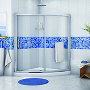 Glass Shower and Tub Enclosures by Fleurco
