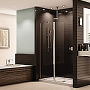 Glass Shower & Tub Enclosures by Fleurco