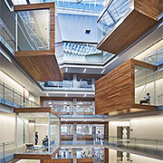 Gorgeous Atriums that Meet Design Aesthetic and Safety Code