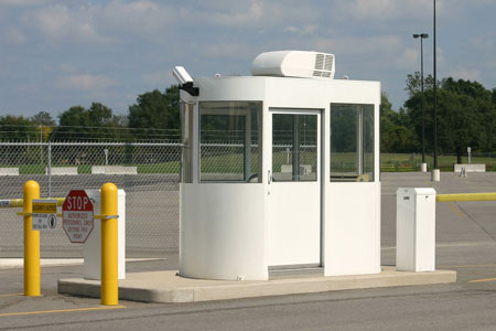 Guard Booths for Utility Plants