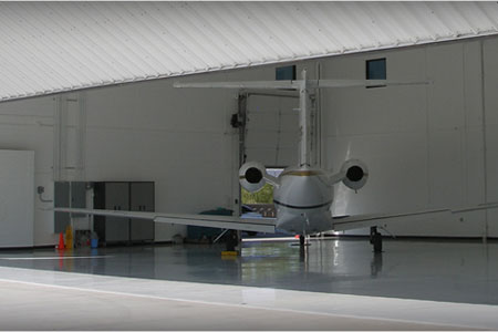 Hangar Doors Present Unique Safety Challenges