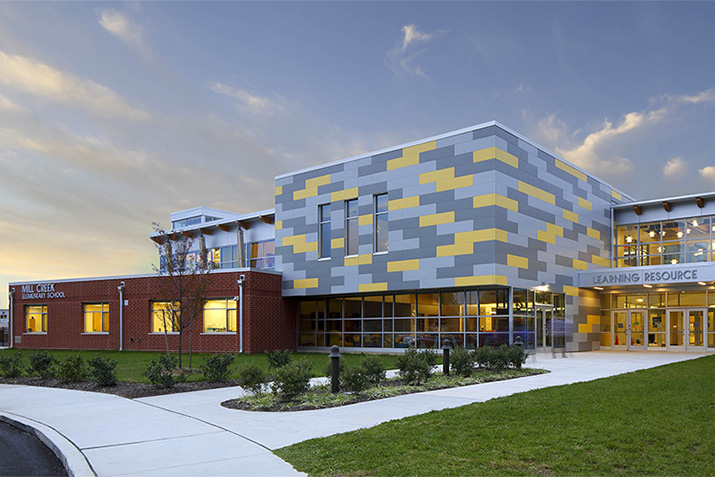 Head of Its Class: An Award-Winning School Design