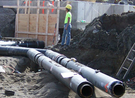 Heating, Cooling and Containment Pipes from Tricon Piping Systems