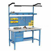 Heavy Duty Production Bench From Global Industrial