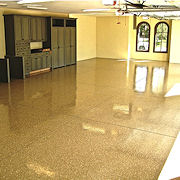 High Performance Flake Broadcast Flooring Systems