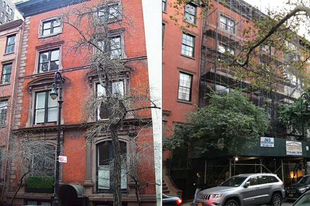 Historic Home in Greenwich Village: Haunts and Preservation