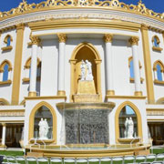 Holy Land Experience: Church of all Nations, Orlando, FL