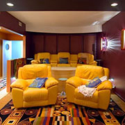 Home Theater Design and Seating Tips