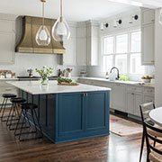 How Color Helps Define Character in a Family Home