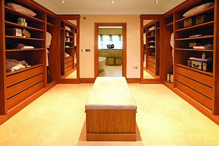 How to create theft-proof closets