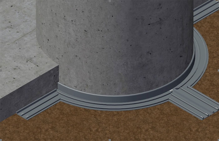 How to Effectively Seal Circular Concrete Joints