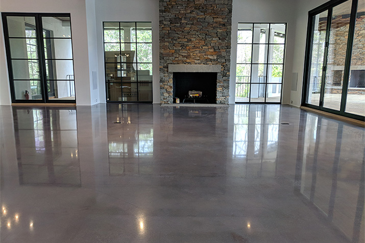 How to - Pro Polished Concrete Floor Systems