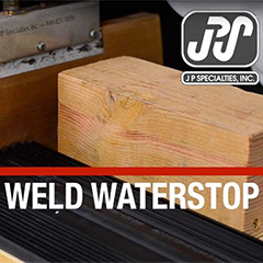 How to Properly Install and Weld Thermoplastic and Metallic Waterstops