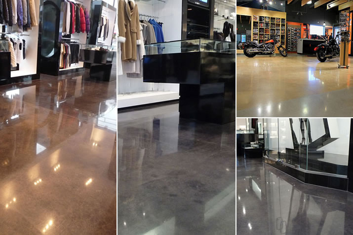 How to specify Concrete Floor to be Polished?